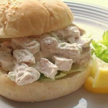Basic Chicken Salad | Yummy | Pinterest