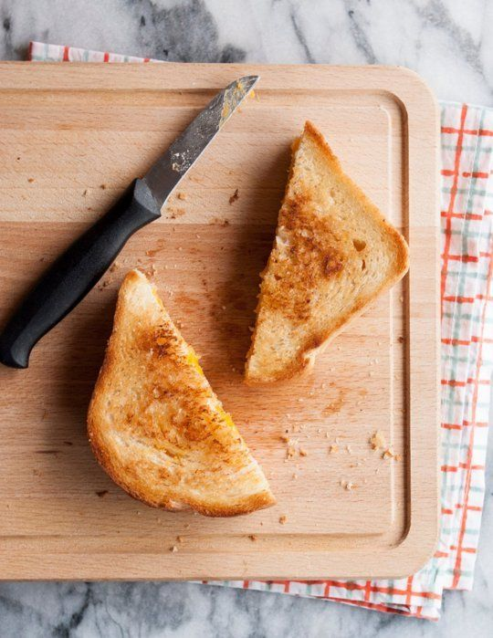 How To Make A Fantastic Grilled Cheese Sandwich | Recipe