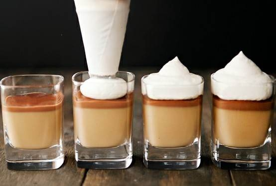 Butterscotch and milk chocolate pudding | Cupcakes and other desserts ...