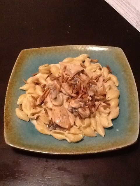Chicken Thighs With Chanterelle Mushroom Sauce Recipe ...
