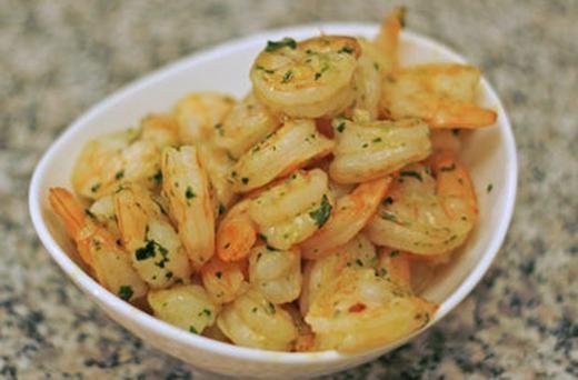 Sauteed Garlic Shrimp | Food! | Pinterest