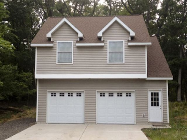 Pin by alicia huebner on house plans pinterest for Garage apartment plans 1 bedroom