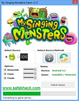 my singing monsters hack cydia source