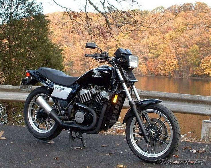 1984 Honda Ascot VT500   Bike-urious