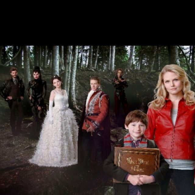 Once. Upon. A. Time.  #newfavoriteshow