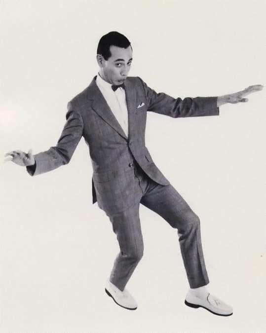 Pee wee herman dancing