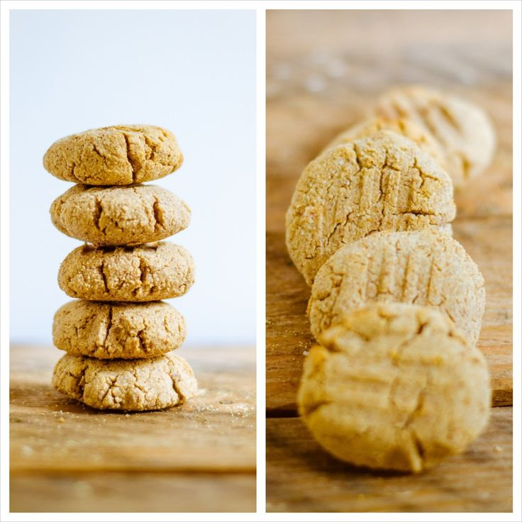 Coconut Flour Peanut Butter Cookies | Good Food - Cookies and Bars ...