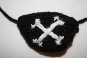 Arrr, Matey! Crochet a Pirate Patch | Make and Takes