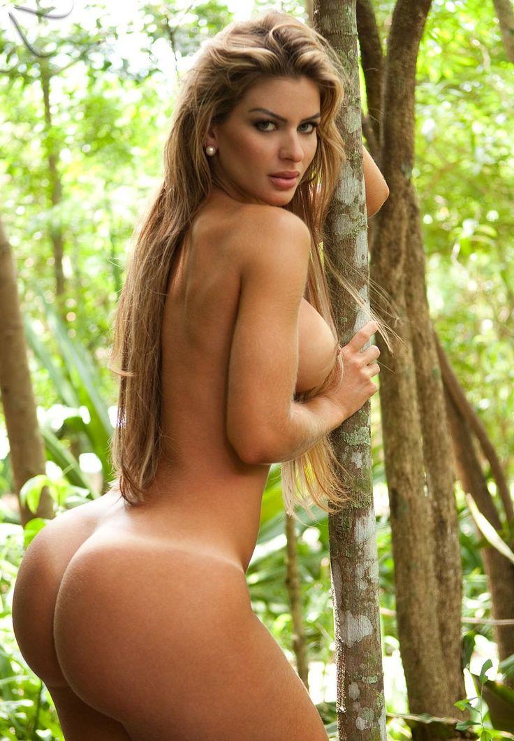 Фото Обнаженных Бразильянок