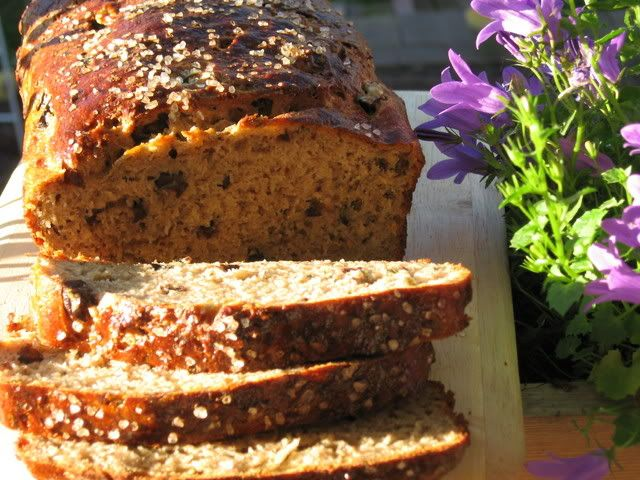 ... Olive & Rosemary Bread: The Search for a Gluten-Free Rustic Loaf
