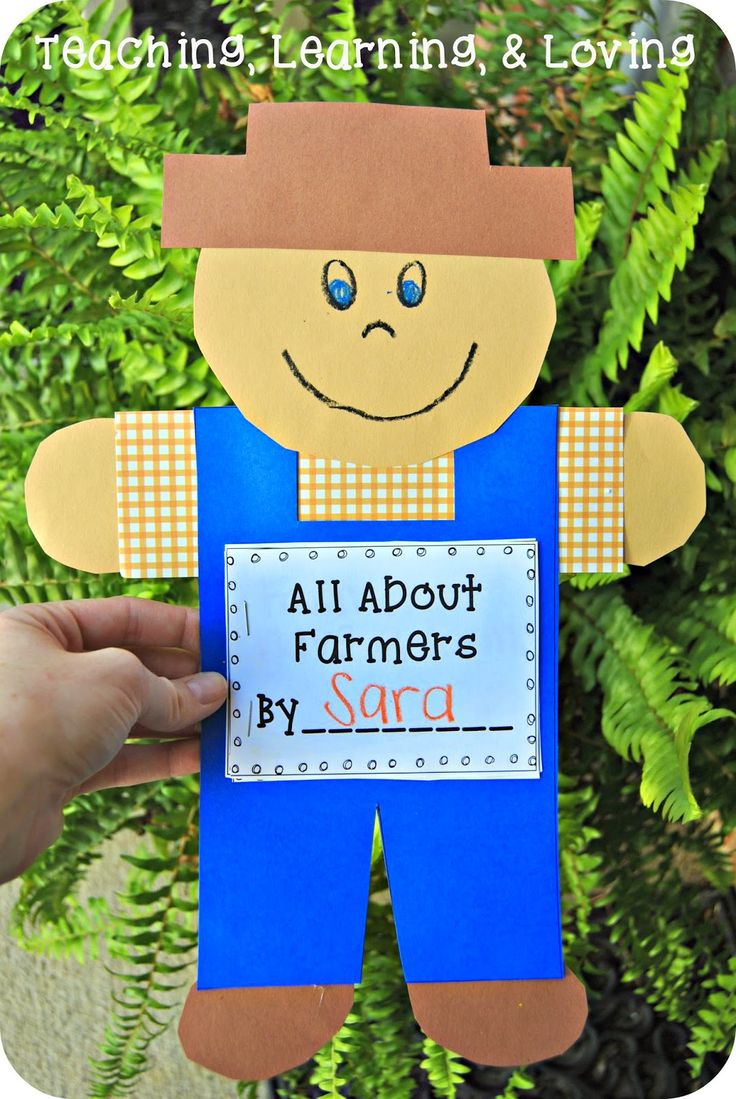 Farmer craft isn 39 t he adorable fall classroom ideas pinterest - Small farming ideas that pay off ...