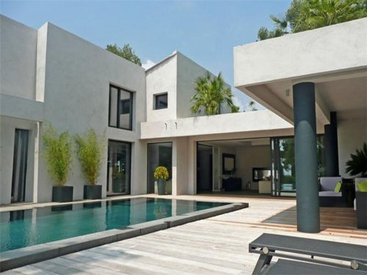 Cool Contemporary House DREAM HOMES Pinterest