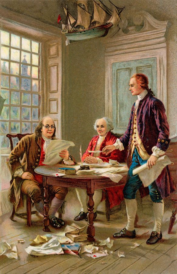 july 4 1776 thomas jefferson