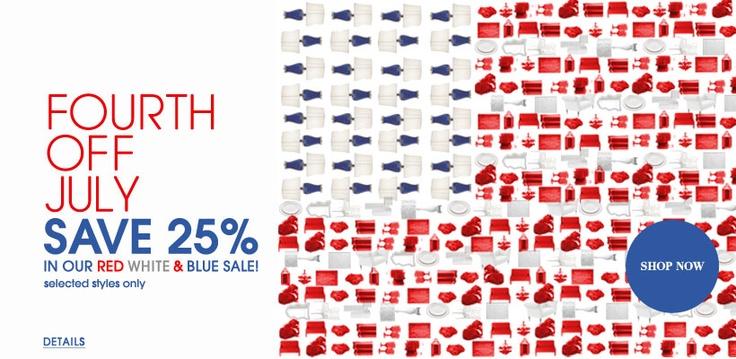 july 4th 2012 deals