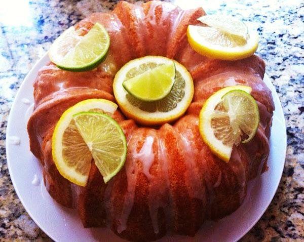 Grandbaby Cakes: 7 UP Pound Cake | food porn | Pinterest