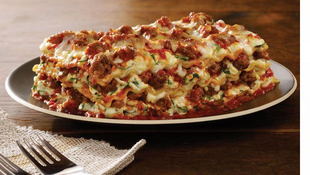 Sausage Lasagna. Packed with a hearty Italian ground sausage and three ...
