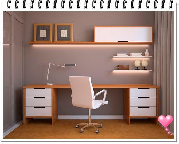 Home Office Decor Pinterest