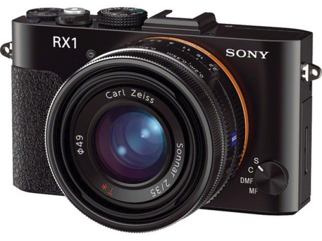 Sony Cyber shot RX1 Camera