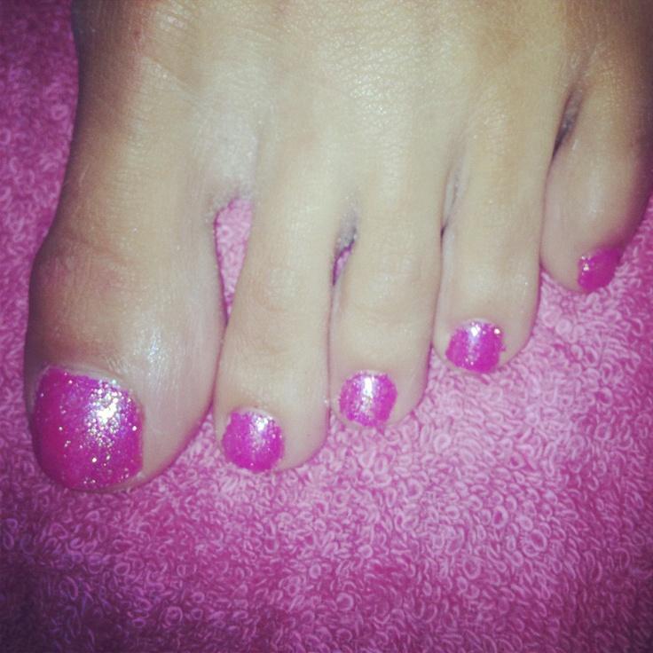Shellac rock star nails | Shavonne Darringon | Pinterest