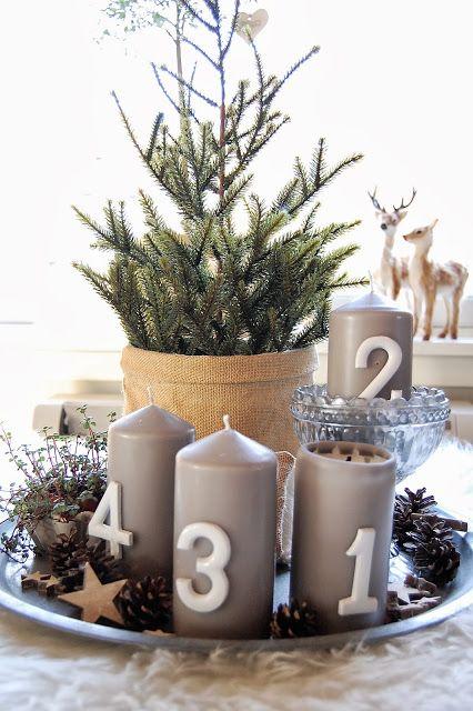 Decoracion Rustica Navide?a ~ Decoraci?n Navide?a  ?? Navidad R?stica ??  Pinterest