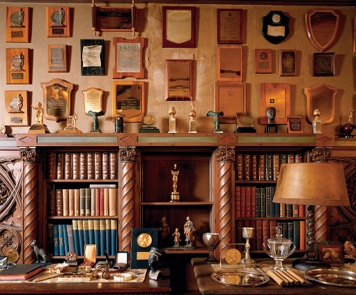 Cecil B Demille 39 S Home Office Hollywood At Home Pinterest