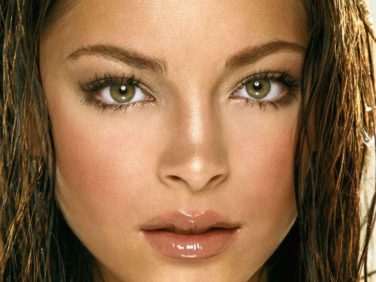 Bridal Makeup Looks For Green Eyes : green-eyed-natural-makeup.jpg (1024 768) Caitlins ...