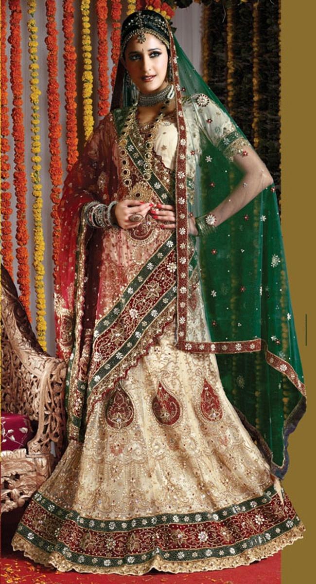 Indian lehnga dress suites design 2014 choli photos pics for Indian wedding dresses online india