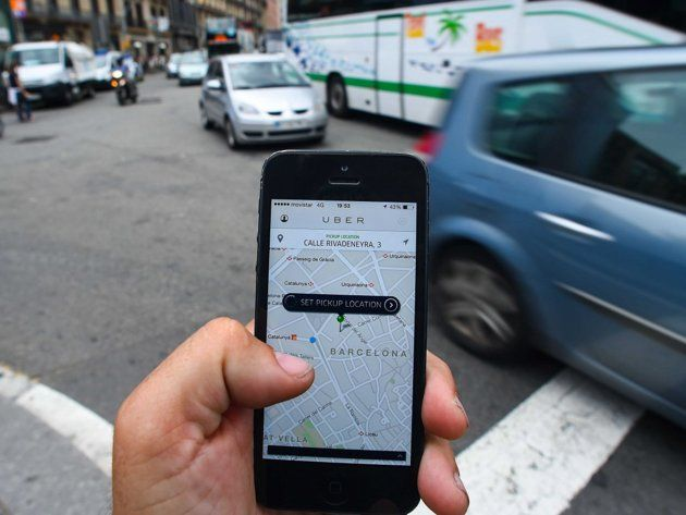 how to use uber for someone else