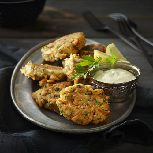 Best Crabcakes with Lemon Aioli | PC.ca