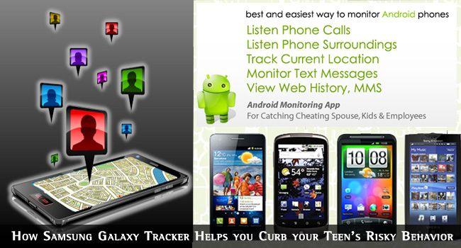 samsung galaxy tracking apps