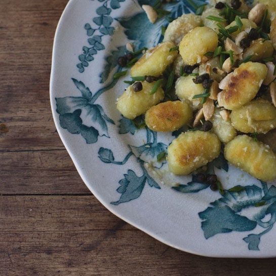 Green Olive Gnocchi Recipes — Dishmaps