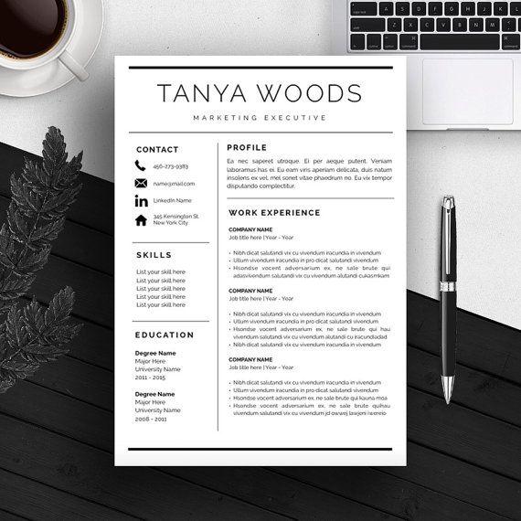 Best Resume Format Layout