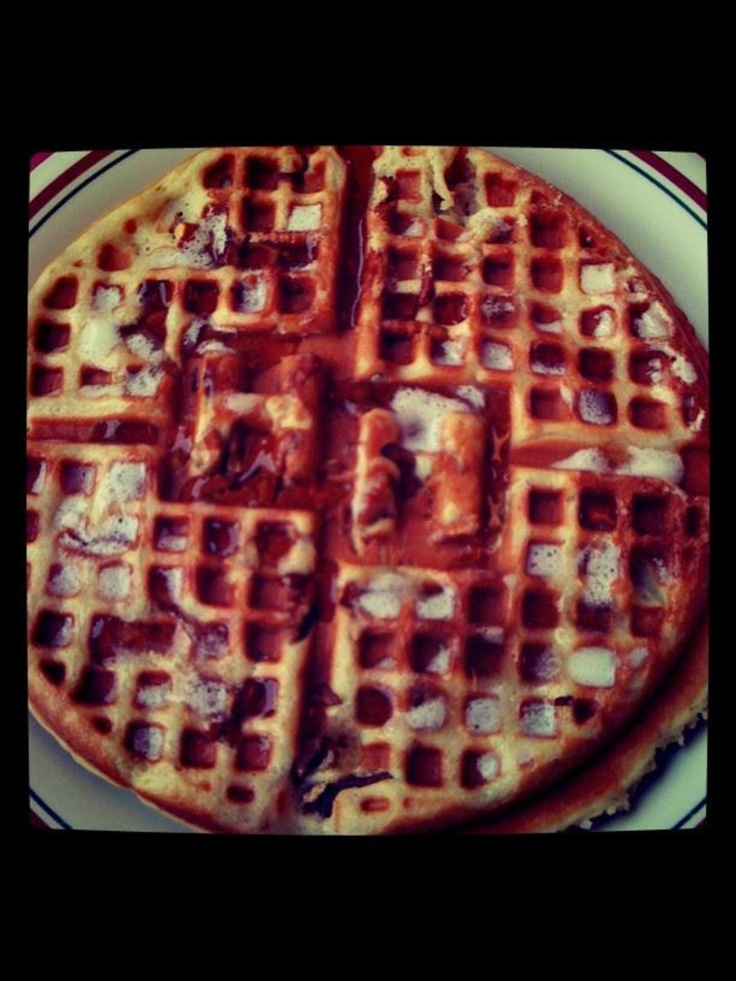 Pecan waffle | Crazy About PECANS Nuts & More Foods Texas 2014 | Pin ...