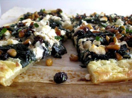 ... swiss chard hui rustic chard potato and goat cheese tart swiss chard