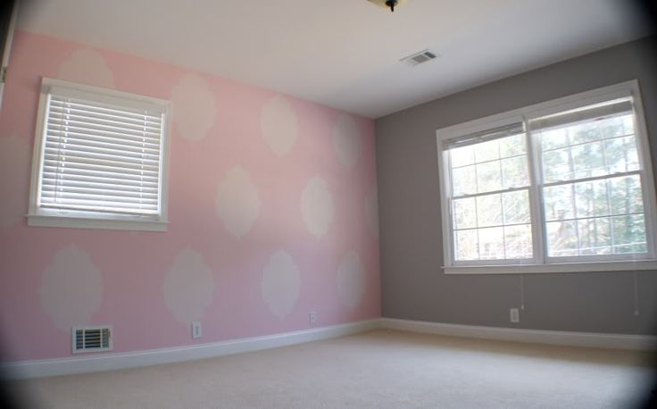 Pin by amber patrick coots on kid s room pinterest for Light red wall paint