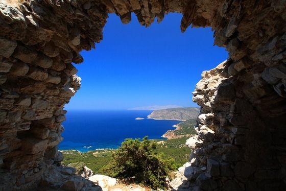 """""""Rodi, regina del Dodecaneso"""" del turistapercaso MBaldo (Rodi, Greece) @Reporter Viaggi #buongiorno"""