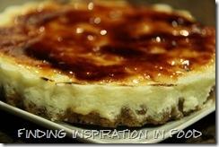 Caramel Nut Cheesecake Brulee | Recipes | Pinterest