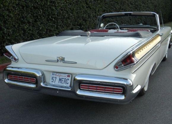 1957 Mercury Montclair Convertible | '57 Was A Good Year | Pinterest