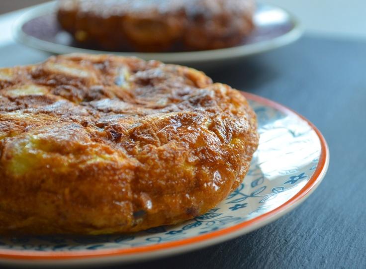 Tortilla de Patatas- Spanish Potato Omelet, Revisited | Recipe