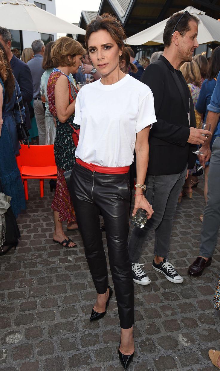 Posh and Roland Mouret fashion line