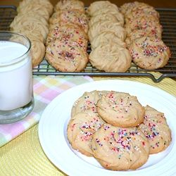 Vanilla Malt Butter Cookies | Food and Libations | Pinterest