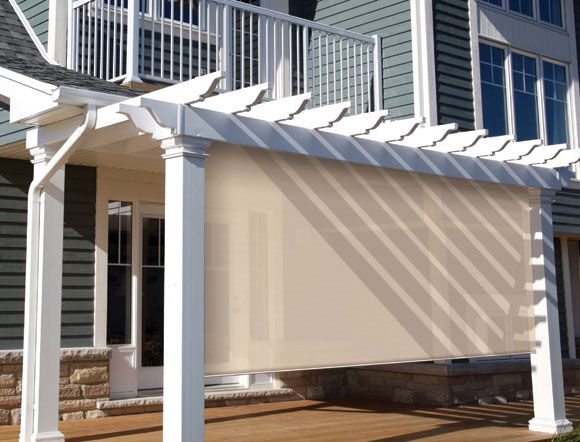 coolaroo shades for screened in porch outdoors pinterest