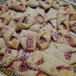 Cream Cheese Kolacky Allrecipes.com | recipes | Pinterest