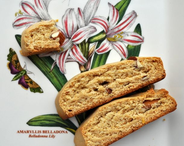 Honey Almond Biscotti | Serious Eats : Recipes