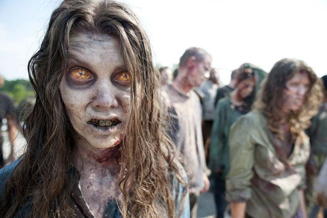 Follow Daily Glow's beauty rules, inspired by AMC's The Walking Dead, to survive the zombie apocalypse.