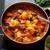 Lamb, Spinach and Potato Curry - Coles Recipes & Cooking
