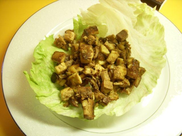 Vegetarian Lettuce Wraps | Eat Me. | Pinterest