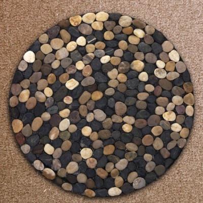 Pin floor mats on pinterest for River stone mat