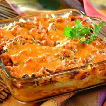 Mexican Pasta Bake | Casseroles | Pinterest