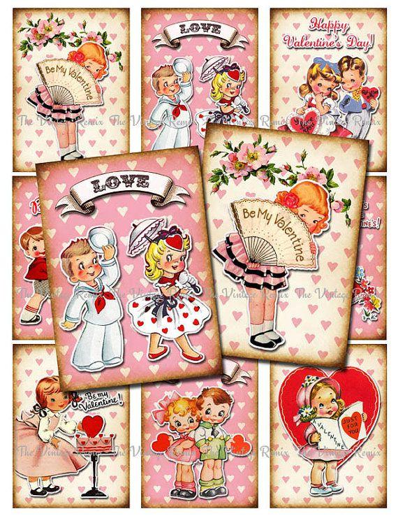 valentine's day retro 5 for sale